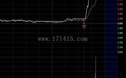 金色2点半的分时图公式